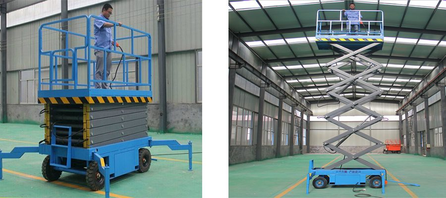 Hydraulic lift and its uses