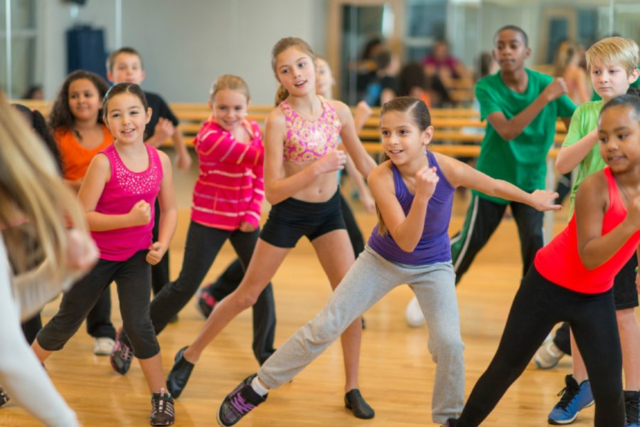 Dance can bring life to your kids' daily routine